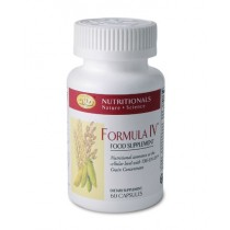 Formula IV  Bottle, 120 count