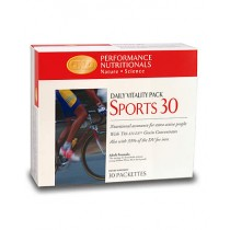 Daily Vitality Pack: Sports 30 with Formula IV  Plus