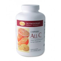 All-C (chewable) 250 tablets - Vitamin C