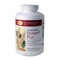 Vitamin E Plus, 200 capsules 275 IU