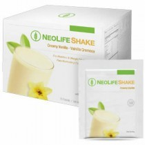 NeolifeShake Packets Creamy Vanilla Case of 6
