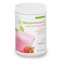NeolifeShake Berries n Cream Case of 6