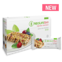 NeolifeBar Fruit and Nut Case of 6